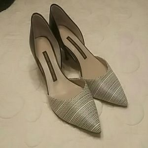NWT French connection heels sz 36 uk.